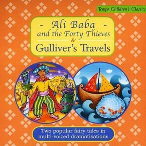 Various Artists : Ali Baba and Gulliver's Travels CD (2007) ***NEW***
