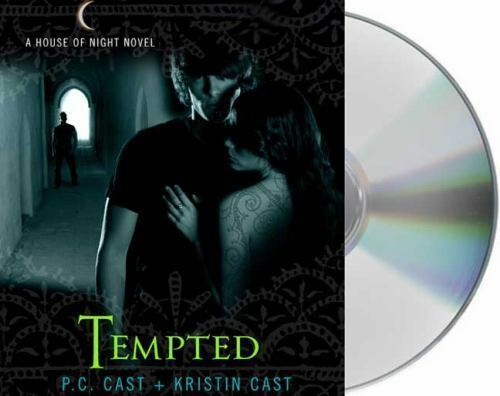 House of Night Novels: Tempted by P. C. Cast and Kristin Cast (2009, CD)
