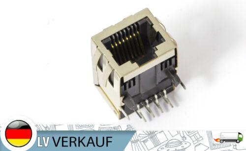 original  Pulsejack Ethernet Netwerkkabel Connector LAN RJ45 Buchse J00-0025NL