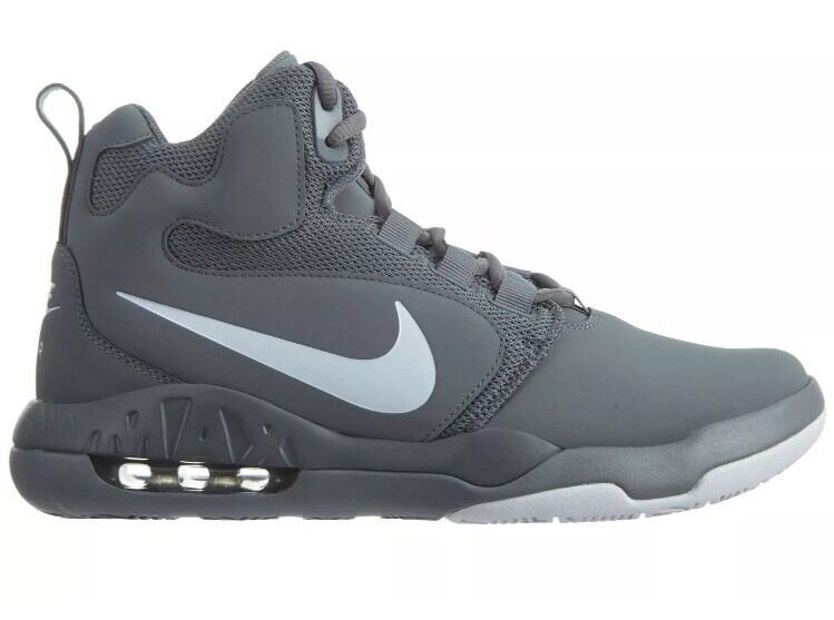 Nike Air Conversion  Basketball Shoe sneaker Cool Gray/White Mens 861678-001 s 9 Comfortable and good-looking