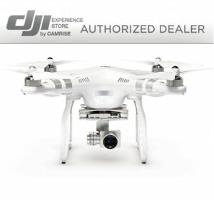 DJI Phantom 3 Advanced Quadcopter RC Drone with 2.7K HD...