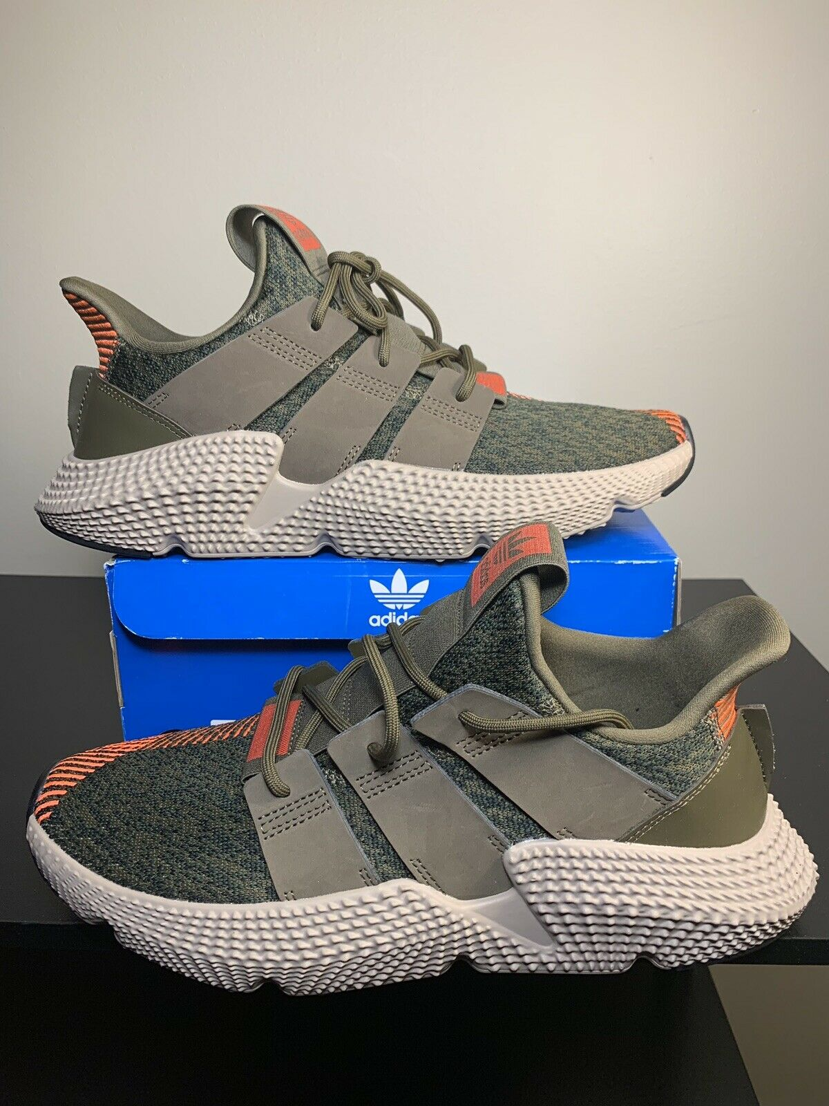 Adidas Prophere 'Trace Olive' CQ2127 Size 9 OG All