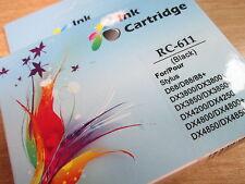 CARTUCCIA di inchiostro nero rc-611 Stylus D68 D88 DX3800 DX3850 DX4200 DX4800 # 6r90
