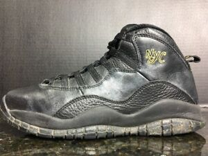 new concept 62a47 56297 ... inexpensive image is loading nike air jordan 10 retro nyc 310805 012  01bba fd8bf