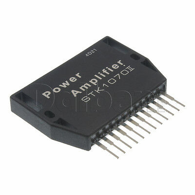 STK1070II New Replacement IC Audio Amplifier Integrated Circuit