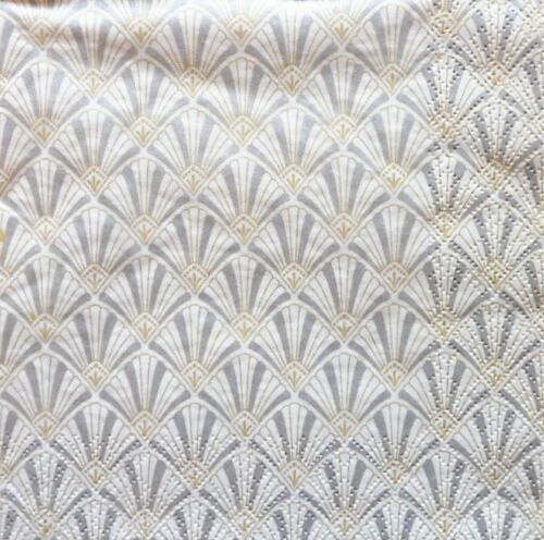 4 x Single Paper Napkins Gold and Silver Pattern for Decoupage and Crafting 97