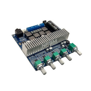 TPA3116-Bluetooth-4-2-Amplifier-Board-2-1-Subwoofer-Digital-Amplifier-Board