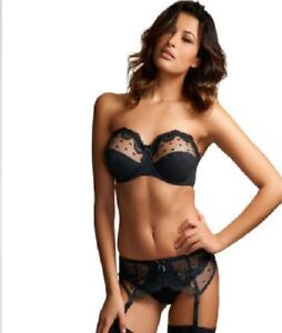 366c22edd Image is loading FANTASIE-SAMANTHA-UNDERWIRED-STRAPLESS-BRA -WITH-SIDE-SUPPORT-