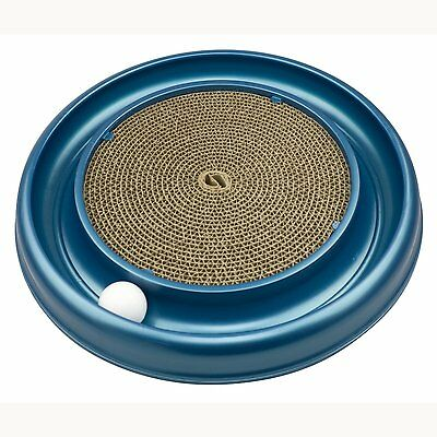 Bergan Turbo Scratcher Cat Toy, Colors May Vary, New, Free Shipping