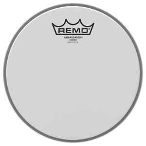 Remo-Ambassador-Coated-Drum-Head-Many-Sizes-Available-8-034-to-16-034