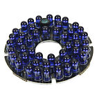 New 48-LED IR Lighting Illuminator Board for CCTV Security Camera Housing Blue