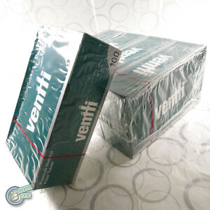 VENTTI Menthol cigarette TUBE for Powermatic 1 2 Injector Making Machine Tobacco
