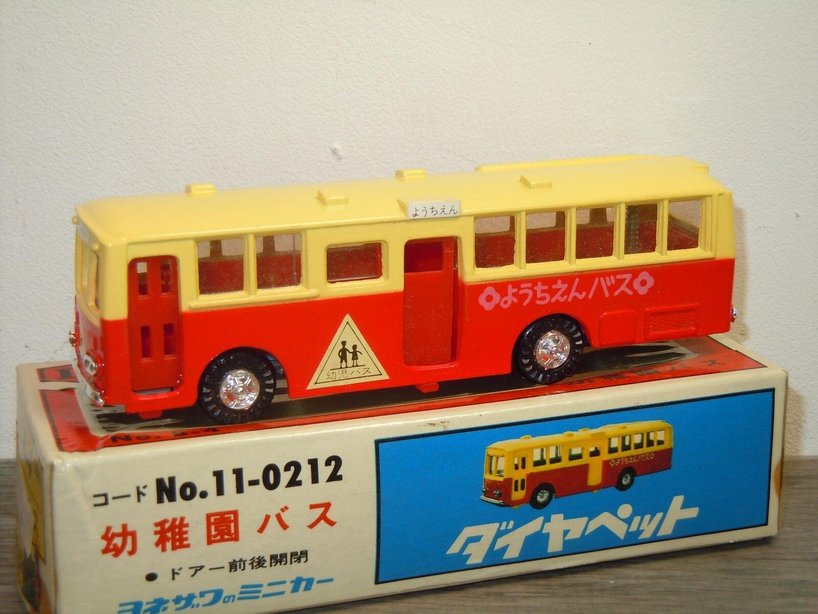 Schulbus - diapet - yonezawa - spielzeug in japan  35764 b - box