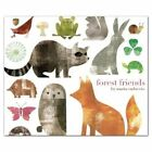 QuickNotes Forest Friends by Maria Carluccio Card Deck