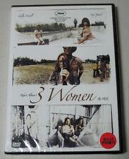 3 Women ( DVD ) / Robert Altman's / Region ALL / Free Shipping