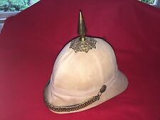 Original Model 1881 US Cavalry Indian Wars Pith Helmet