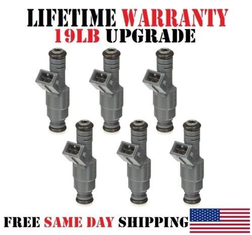 />1987-1988-1989/< Ford F-150Re\man 6x *19LB Upgrade* OEM BOSCH fuel injectors