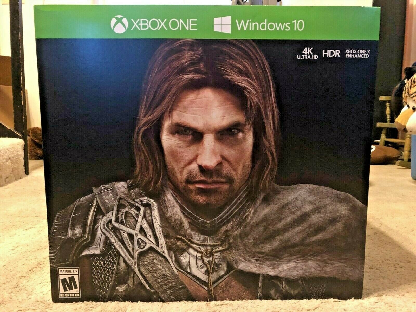 Middle Earth Shadow Of War Mithril Edition Microsoft Xbox One 2017 For Sale Online Ebay