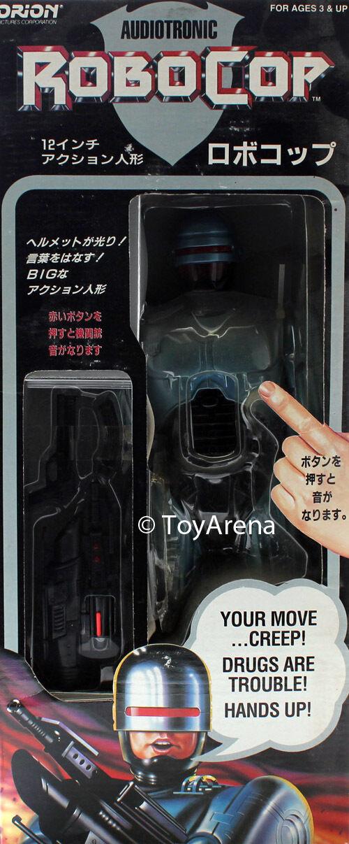 Robocop audiotronic talking 12   Figurine Orion USA Vendeur  économisez jusqu'à 30-50%