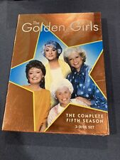 The Golden Girls - The Complete Fifth Season (DVD, 2006, 3-Disc Set)