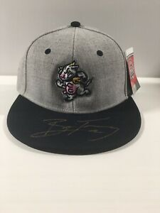 Brice-Turang-Udder-Tuggers-Cap-Milwaukee-Brewers-Timber-Rattlers-autographed-Hat