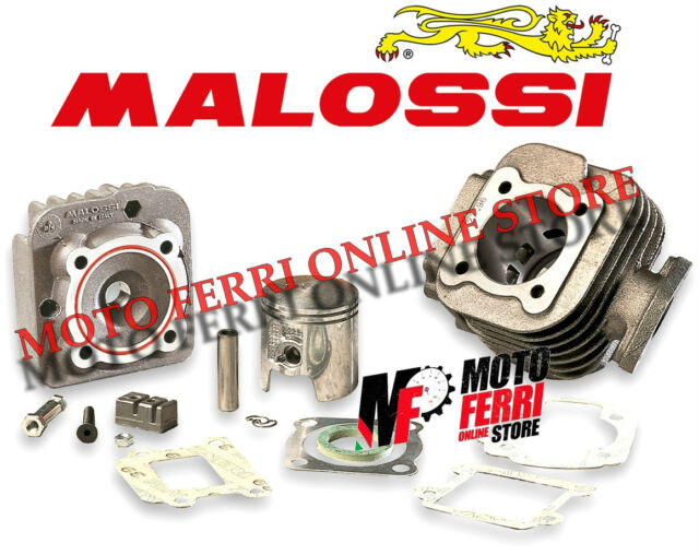 317237 Groupe Thermique Set Cylindre Malossi 70CC MBK Booster Spirit Naked 50