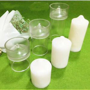 Plastic-Candle-Molds-for-Homemade-Candle-Making-and-Containers