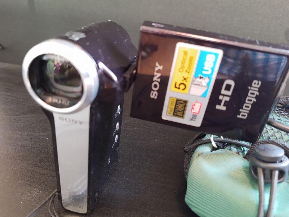 Sony, Bloggie MHS-CM5, God