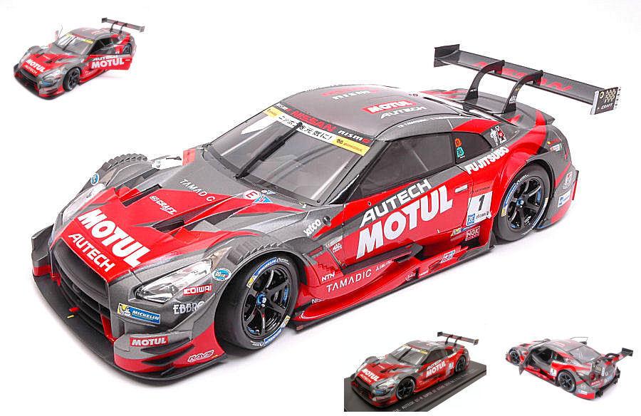 Nissan Gt-r  1 Winner Fuji Gt500 2016 T. Matsuda   R. Quintarelli 1 18 Model