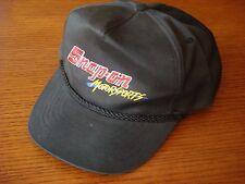 Snap-On Motorsports - Black Ball Cap/Trucker Hat - Snapback