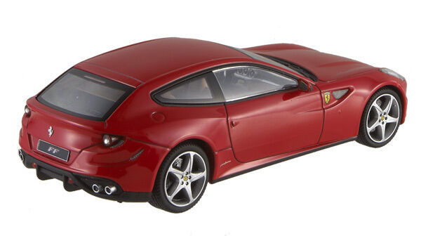 Hot Wheels Elite Ferrari FF FF FF red - red (L.E. 10000 pcs.)  W1187 1 43 2898fe