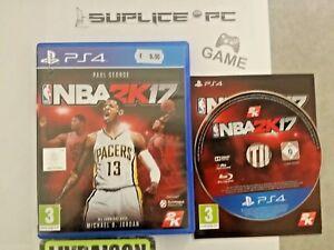 NBA 2K17 2017 - PS4 - JEU FR