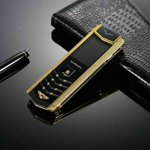 Vertu Signature S Unlocked Bluetooth Metal Dual Sim Luxury Mobile Phone CHEAP