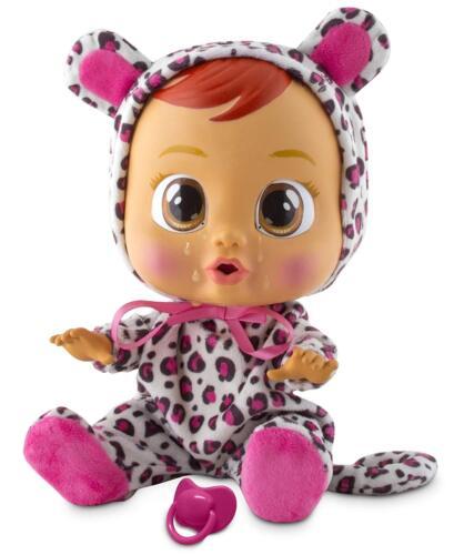 BAMBOLA CRY BABIES bebè PIAGNUCOLOSI LEA