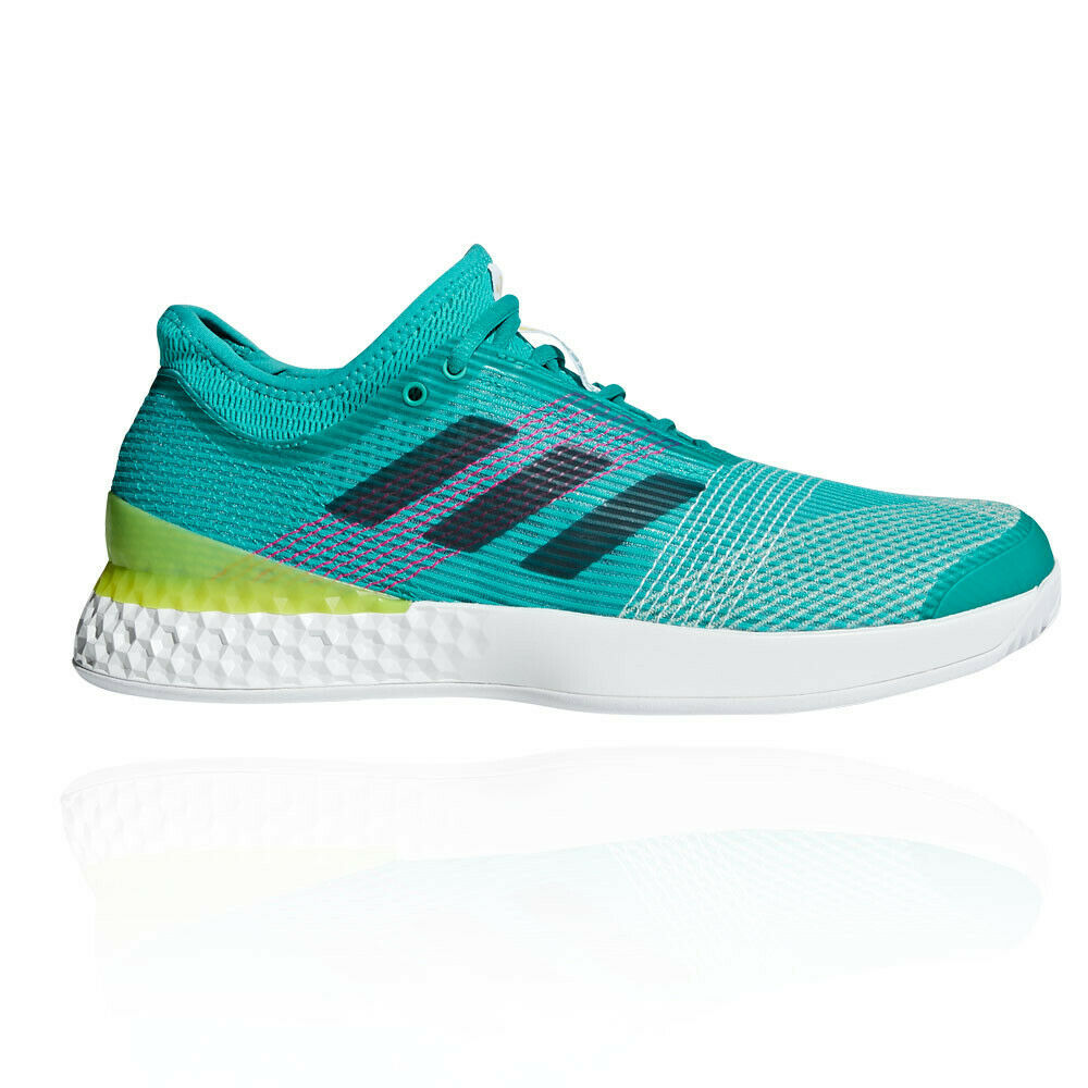 sneakers for cheap 3bf95 d166b Adidas Mens Ubersonic 3 Court shoes bluee Sports Tennis Breathable  Lightweight