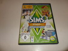 PC  Die Sims 3: Stadt-Accessoires (Add-on)(2)