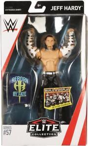 Jeff-Hardy-WWE-Mattel-Elite-Series-57-Brand-New-Action-Figure-Mint-Packaging
