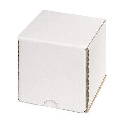 Amichevole Tazza Mailing Cartone Cartoni (pacco Da 10) - Al Sicuro Di Distacco-mostra Il Titolo Originale