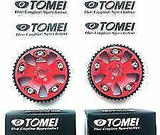 Tomei Powered Adjustable Cam Pulley Set Toyota 4AG AE86 MR2 AW11 JDM 152015