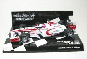 Super-Aguri-f1-No-23-F-montagny-ShowCar-formula-1-2006-1-43-Minichamps