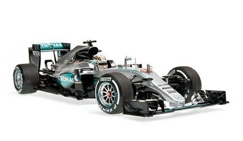 1 18 Mercedes W07 Hamilton 2016 1 18 • Minichamps 110160044