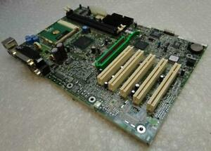 Genuine Dell AA A10383-402 E139761 Socket LGA 370 Vintage Motherboard with CPU