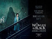 THE WOMAN IN BLACK 2 ANGELO OF DEATH MANIFESTO HORROR TOM HARPER HELEN MCCRORY