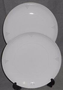 Image is loading Set-2-Dansk-STATEMENT-PATTERN-Dessert-B-&- & Set (2) Dansk STATEMENT PATTERN Dessert/B\u0026B Plates MADE IN JAPAN | eBay