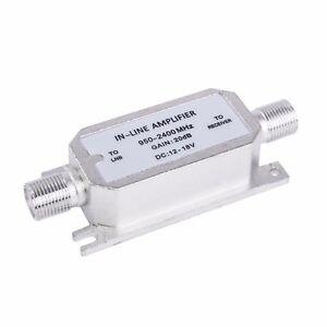 Assis-Inline-Verstarker-SB-2320-20dB-950-2400MHz-Amplificateur-de-Puissance-KLS