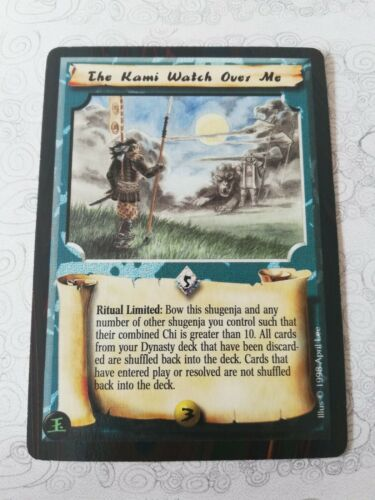 Uncommons HE 1-6 L5R CCG Legend of the Five Rings