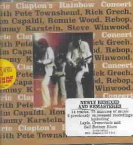 ERIC CLAPTON - ERIC CLAPTON'S RAINBOW CONCERT [EXPANDED] [REMASTER] NEW CD