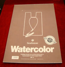 Strathmore 400 Series Watercolor Pad 15 in. x 22 in. spiral pad / 440-4