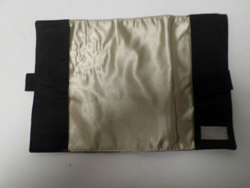 Dinner Parties Planning Book Cover Protective Black Organisational Gift  #21A29