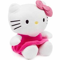Hello Kitty Plush Figural Piggy Bank Coin Sanrio
